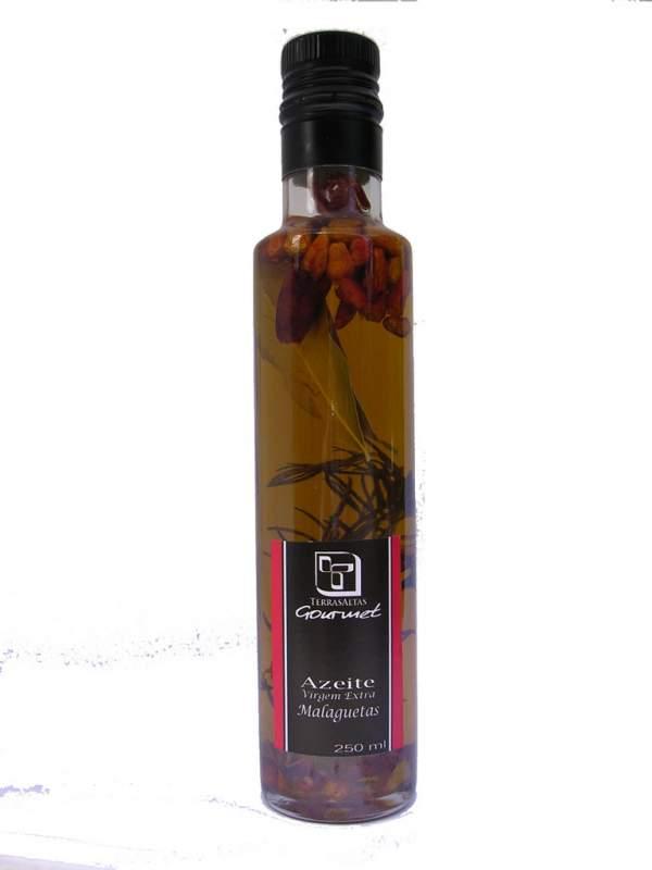 Compro Azeite Virgem Extra com Malaguetas 250ml