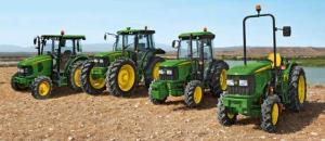 Compro Tractores Especiais Série 5
