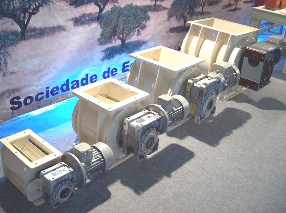 Compro Válvulas rotativas