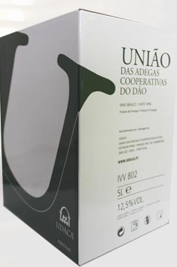 Compro Uniao branco bag in box 5l