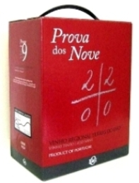 Prova dos 9 bag in box tinto