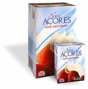 """Comprar Nata UHT """"Nova Açores"""""""
