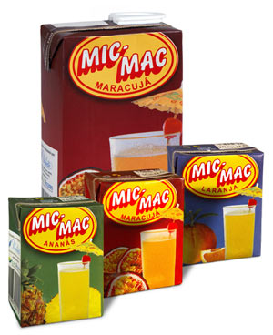 "Compro Sumo Laranja ""Mic Mac"""