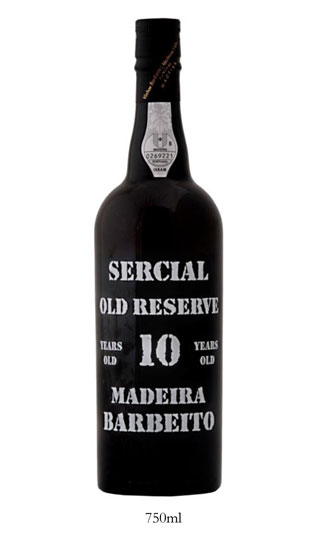 Compro Barbeito Sercial Old Reserve 10 Anos (Seco)