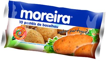 Pasteis bacalhao