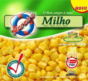 Compro Milho quinta verde