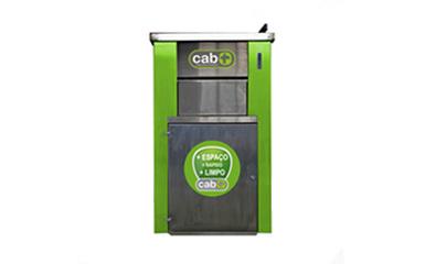 Comprar Compactador de resíduos