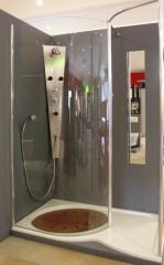 Cabines de duche