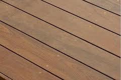 Decking de madera exotica
