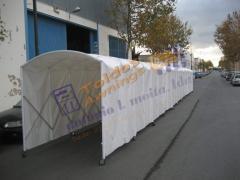 Túneis amovíveis / fixos