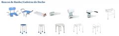 Cadeiras de duche