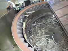 Manipulador de espadins para fresadora