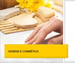Higiene e cosmetica