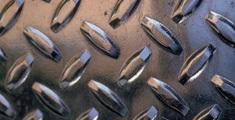 Chapas com relevo formatadas