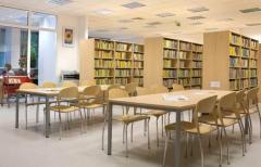 Mobiliario para biblioteca