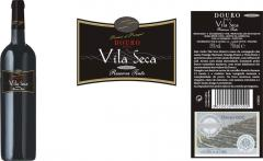 VINHO TINTO VILA SECA RESERVA 0,75LT