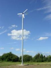 Pequenos sistemas eólicos