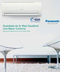 Ar condicionado Panasonic