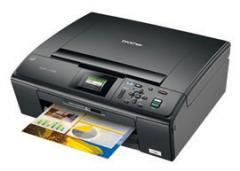 Impressora multifunções de tinta a cores A4