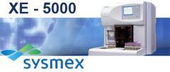 Analisador automático de hematologia