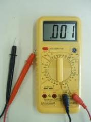 Amperímetros