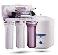 Filtro de osmose inversa