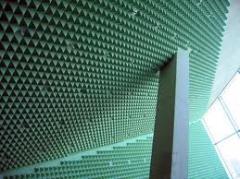 Isolamentos acusticos
