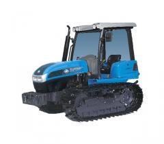 Tractores de rastos