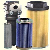Filtros para sistemas hidraulicos