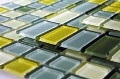 Mosaico vidro