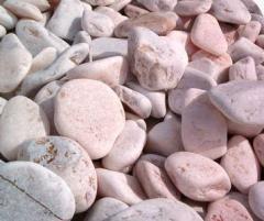 Seixos de marmore