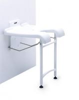 Assentos de parede para o duche