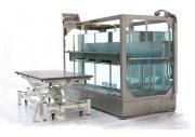 Sistema de hidroterapia Walter-Walker