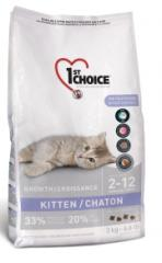 Ração para gatos Kitten Growth