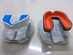 Protecção de dentes