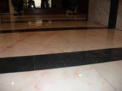 Pavimentos de marmore