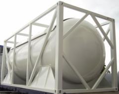 Cisternas contentorizadas