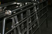 Peças para montagem de stands