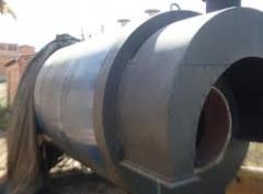 Caldeira Biomassa Usada - Ventil