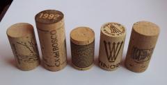 Bottle corks (natural cork)