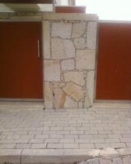 Granito para construção