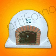 Wood Oven with Frame
