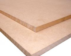 Particle grinding boards