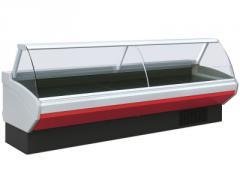 AMÁLIA - vitrina refrigerada para talhos e supermercados