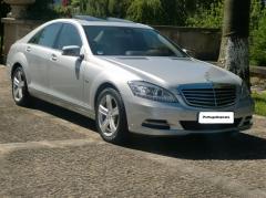 Rent Mercedes E cabrio