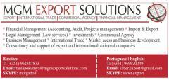 Serviços de contabilidade, auditoria, importação- exportação Lisboa