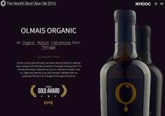 Olmais Organic Olive Oil