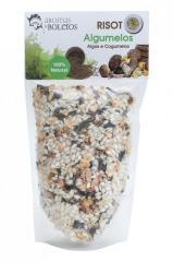 Risotto de Cogumelos e Algas pronto a usar