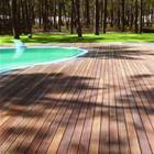 Pavimentos de madeira macica exterior