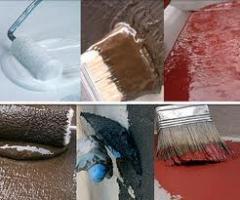 Impermeabilizantes de superfície e protectivos